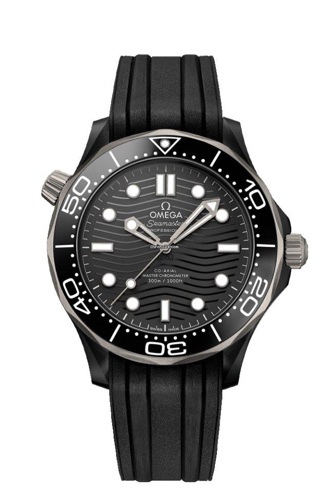 Omega Seamaster Diver 300 M 210.92.44.20.01.001 2021 new