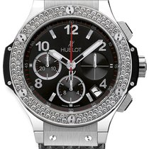 Hublot Steel 41mm Automatic 341.SX.130.RX.114 new