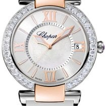 Chopard Imperiale Gold/Steel 40mm Silver