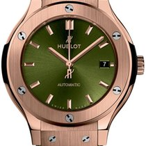 Hublot Classic Fusion 45, 42, 38, 33 mm 565.OX.8980.LR New Rose gold 38mm Automatic