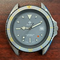 Zodiac Steel 41mm Quartz Zodiac Vintage Divers new United States of America, Texas, FRISCO