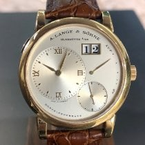 A. Lange & Söhne Yellow gold 101.001 pre-owned