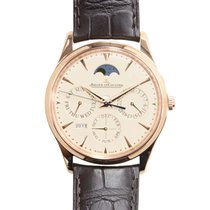 Jaeger-LeCoultre Master Ultra Thin Perpetual new Automatic Watch with original box and original papers Q1302520