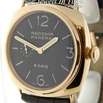 Panerai Radiomir 8 Days Rose gold 45mm Black United States of America, Florida, 33431