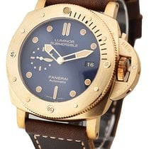 Panerai Special Editions 47mm Blue United States of America, California, Beverly Hills