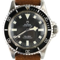 Tudor Submariner Steel 39mm