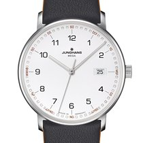 Junghans FORM Steel 39.3mm Silver
