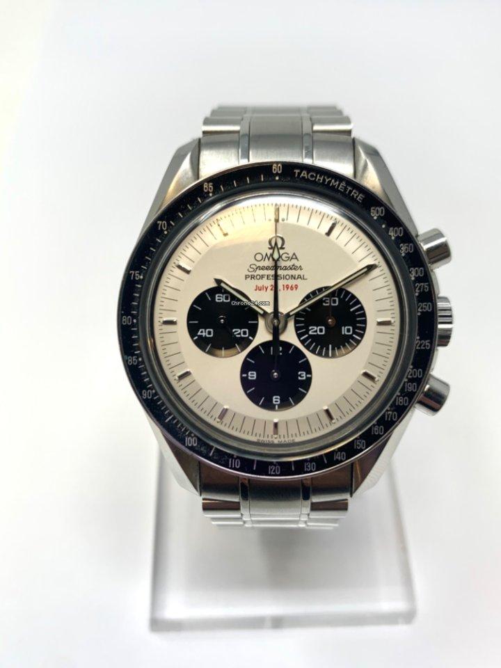 Omega Speedmaster Professional Moonwatch 35693100 2005 usados