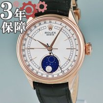 Rolex Red gold Automatic 39mm new Cellini Moonphase