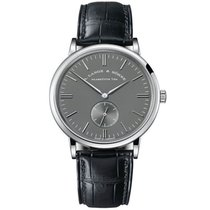A. Lange & Söhne Women's watch Saxonia 37mm Manual winding new Watch with original box and original papers 2020