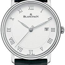 Blancpain nuevo Automático 40mm Acero Cristal de zafiro
