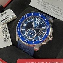 Cartier Calibre de Cartier Diver WSCA0011 État neuf Acier 42mm Remontage automatique