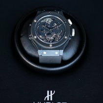 Hublot Bigger Bang Ceramic 44mm Black Roman numerals