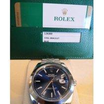 Rolex Acier 41mm Remontage automatique 126300 nouveau