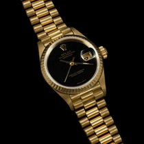Rolex President Datejust, 69178 18K Gold & Rolex Factory...