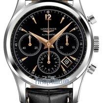浪琴 (Longines) Heritage Chronograph L2.750.4.56.0
