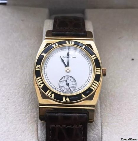 Hamilton Piping Rock Registered Edition Dress Watch Mint
