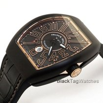 Franck Muller Vanguard new 2020 Automatic Watch with original box and original papers V 45 SC DT NR BR 5N