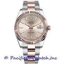 Rolex Datejust II new Automatic Watch with original box and original papers 126331