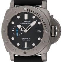 Panerai : Luminor Submersible 1950 3 Days Titanio :  PAM 1305...