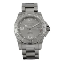 Longines HydroConquest tweedehands 41mm Staal
