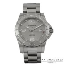 Longines HydroConquest Staal 41mm Zilver Nederland, Purmerend
