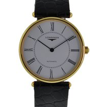 Longines La Grande Classique In 18kt Yellow Gold White Dial On...