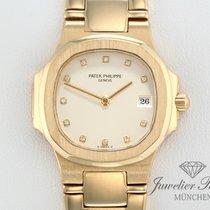 Patek Philippe Nautilus 4700 Gelbgold 750 Diamanten