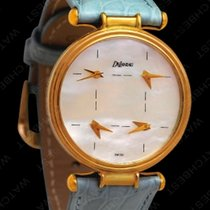 DeLaneau Yellow gold Quartz DeLaneau pre-owned