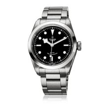 Tudor Heritage Black Bay New Stainless Band