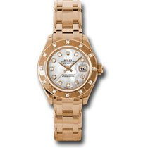 Rolex Lady-Datejust Pearlmaster 80315 md new