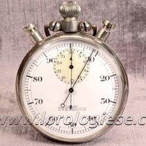 Leonidas – Split Chronometer / Ratrappante Pocket Watch Iba...