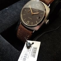 Panerai Radiomir 8 Days Titane 45mm Brun Arabes