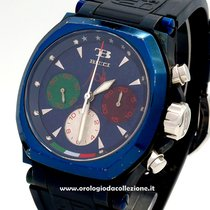 TB Buti 42mm Automatic 2006 pre-owned Blue