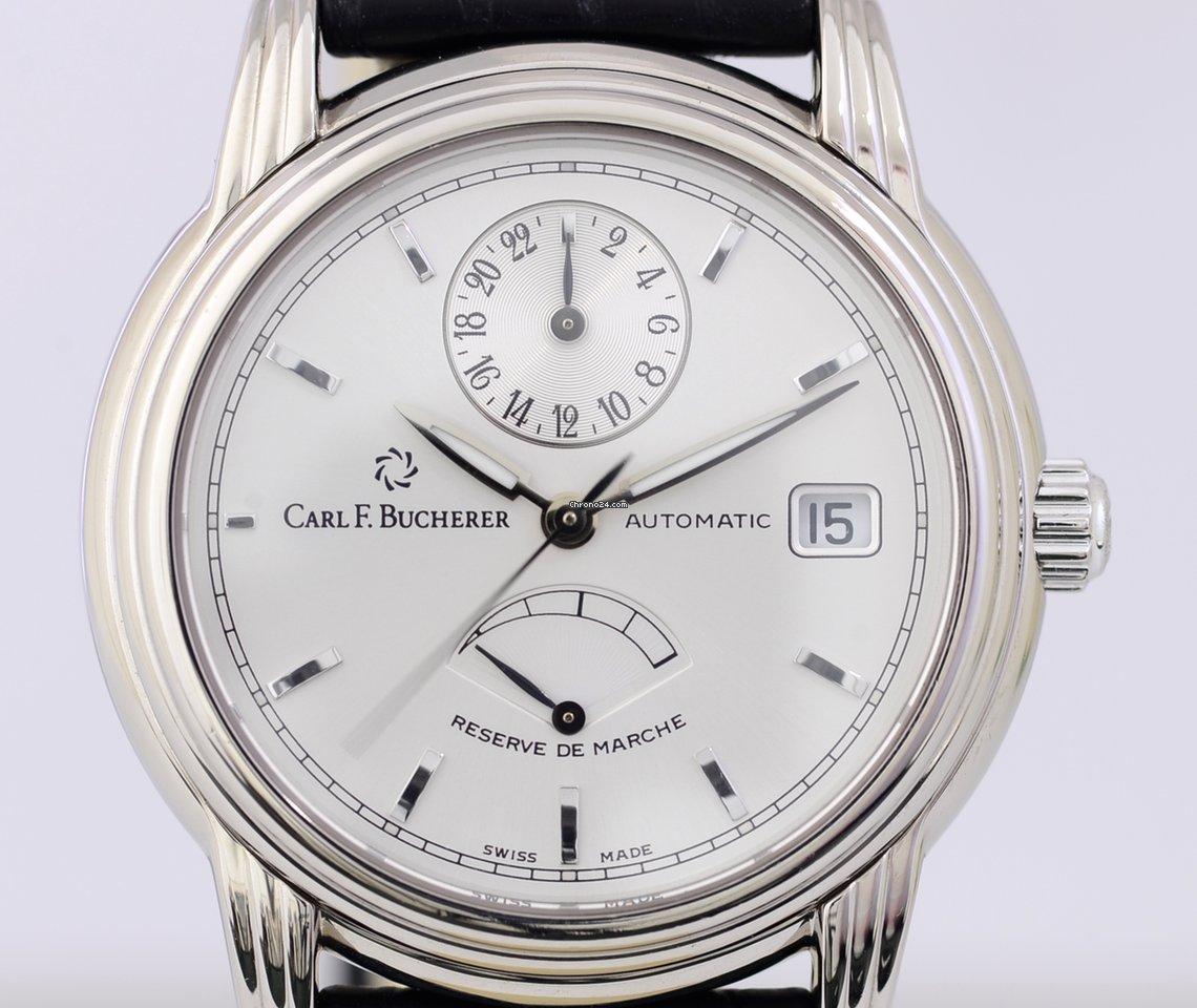 c9c590ab53c Carl F. Bucherer Archimedes - Todos os preços de relógios Carl F. Bucherer  Archimedes na Chrono24