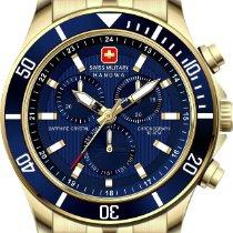 Swiss Military Hanowa Flagship 06-5183.7.02.003 new