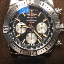 Breitling Chronomat 44 Airborne Steel 44mm Black No numerals United States of America, Alabama, Knoxville