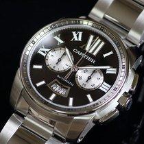 까르띠에 칼리브 드 까르띠에 크로노그래프 W7100061 2014 중고시계