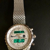 Breitling Chronospace pre-owned 48mm Steel