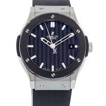 Hublot Classic Fusion 45, 42, 38, 33 mm 511.ZM.1770.RX 2010 pre-owned