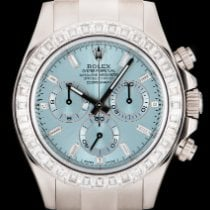 Rolex 116576TBR Platina 2016 Daytona 40mm tweedehands