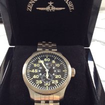 Zeno-Watch Basel OS Pilot 8554 pre-owned