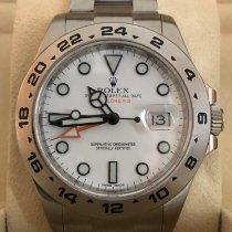 Rolex Explorer II Steel 42mm White No numerals United States of America, Florida, Coconut Creek