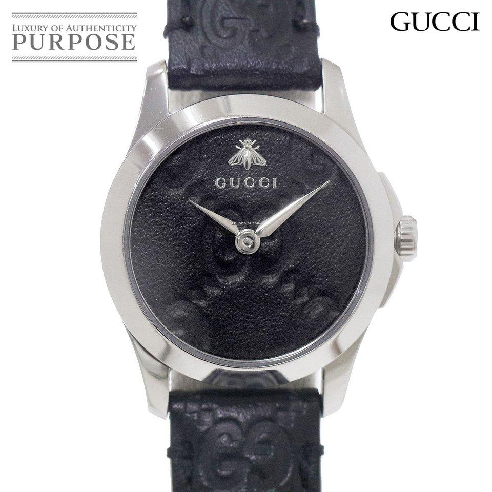 53b6bdc16d37 グッチ 腕時計の価格一覧   Chrono24