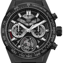 TAG Heuer new Automatic Ceramic Sapphire Glass