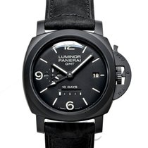 Panerai Luminor 1950 10 Days GMT 44mm Negru