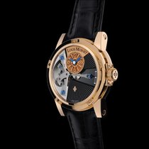 Louis Moinet Tempograph Rose gold 45mm