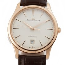Jaeger-LeCoultre Master Ultra Thin Date Oro rosado 39mm Champán