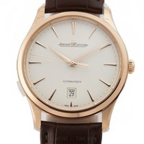 Jaeger-LeCoultre Master Ultra Thin Date Or rose 39mm Champagne