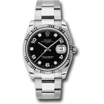 Rolex 115234 Steel Oyster Perpetual Date 34mm new United States of America, Florida, Miami